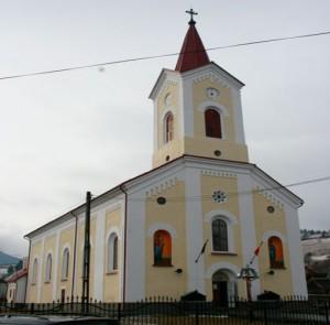 Parohia Ortodoxă Română Ilva Mare II
