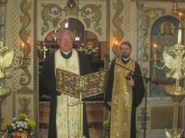 Seară duhovnicească la Rodna