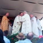 ÎPS Andrei a resfinţit Biserica Parohiei Floreşti