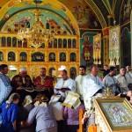 Cerc preoţesc în Parohia Runcu Salvei