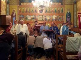 Cerc Preoţesc la Parohia Nimigea de Sus