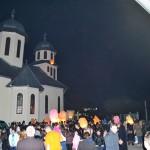 300 de tineri s-au rugat împreună la Sîngeorz-Băi