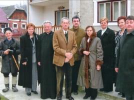 Protopopul Năsăudului își aduce aminte de vizita Casei Regale la Zagra