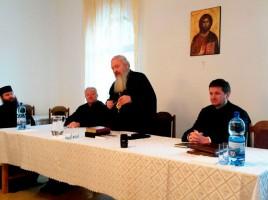 """Mănăstirea """"Sfinţii Apostoli Petru şi Pavel"""", Parva"""