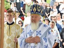 Hramul Mănăstirii Sfinții Apostoli Petru și Pavel din Țara Năsăudului